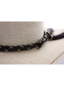 Horsehair band 8mm