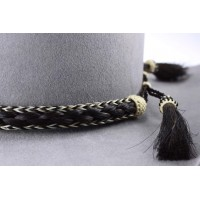 Horsehair band B1 Black