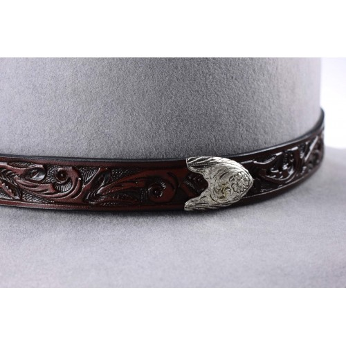 Leather band A15 Brown