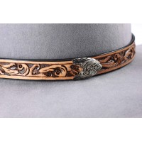 Leather band A15 Camel