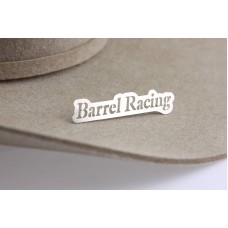 Barrel Racing Pin