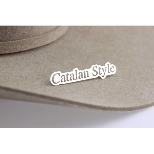 Catalan Style Pin