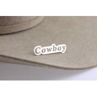 Cowboy Pin
