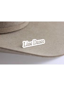Line Dance Pin