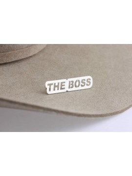The Boss Pin